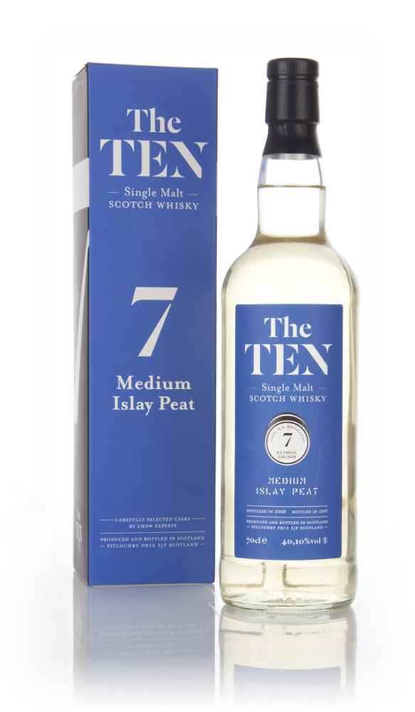 Caol Ila 2008 (Bottled 2015) - The Ten #07 (La Maison du Whisky)