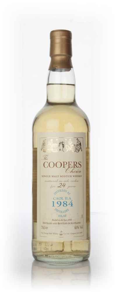Caol Ila 24 Year Old 1984 - The Coopers Choice (The Vintage Malt Whisky Co.)