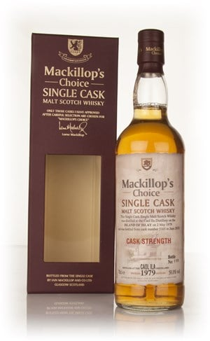 Caol Ila 31 Year Old 1979 (cask 5305) - Mackillop's Choice