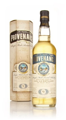 Caol Ila 9 Year Old 2000 - Provenance (Douglas Laing)