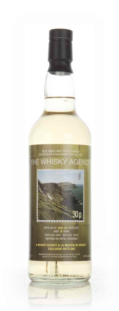 Caol Ila 9 Year Old 2007 (The Whisky Agency / La Maison du Whisky)