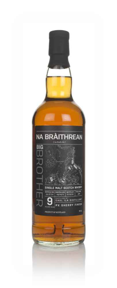 Caol Ila 9 Year Old - Big Brother (Na Bràithrean)