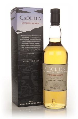 Caol Ila Unpeated Stitchell Reserve (2013 Special Release)