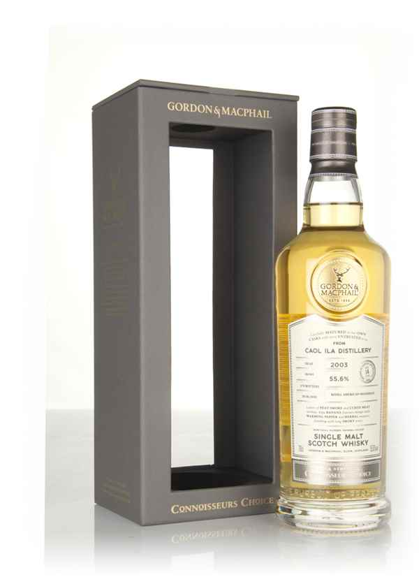 Caol Ila 14 Year Old 2003 - Connoisseurs Choice (Gordon & MacPhail)