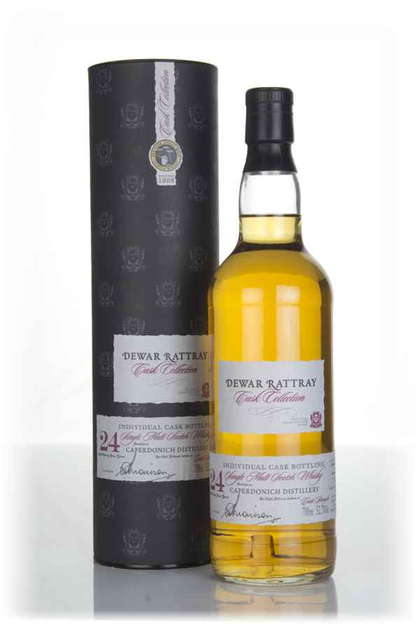 Caperdonich 24 Year Old 1980 - Cask Collection (A.D. Rattray)
