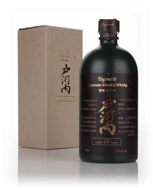 Togouchi 18 Year Old (43%)