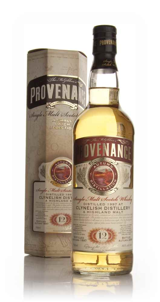Clynelish 12 Year Old 1997 (cask 5609) - Provenance (Douglas Laing)