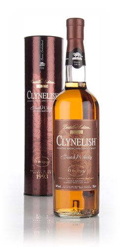 Clynelish 1993 (bottled 2010) Oloroso Sherry - Distillers Edition