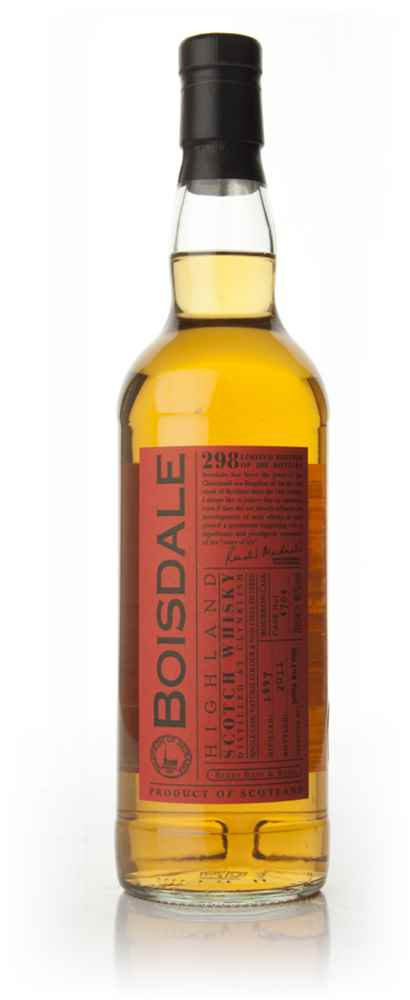 Clynelish 14 Year Old 1997(Cask 4704) - Boisdale Collection