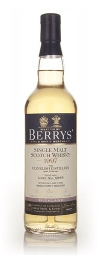 Clynelish 15 Year Old 1997 (cask 6868) - (Berry Bros. & Rudd)