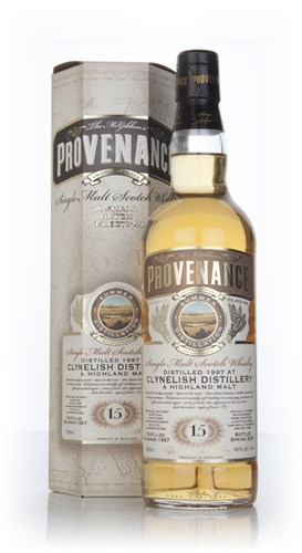 Clynelish 15 Year Old 1997 (cask 9660) - Provenance (Douglas Laing)