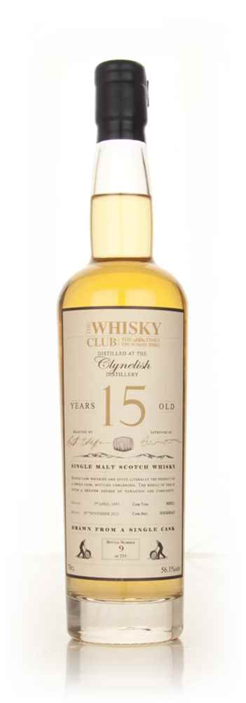 Clynelish 15 Year Old 1997 (The Whisky Club)