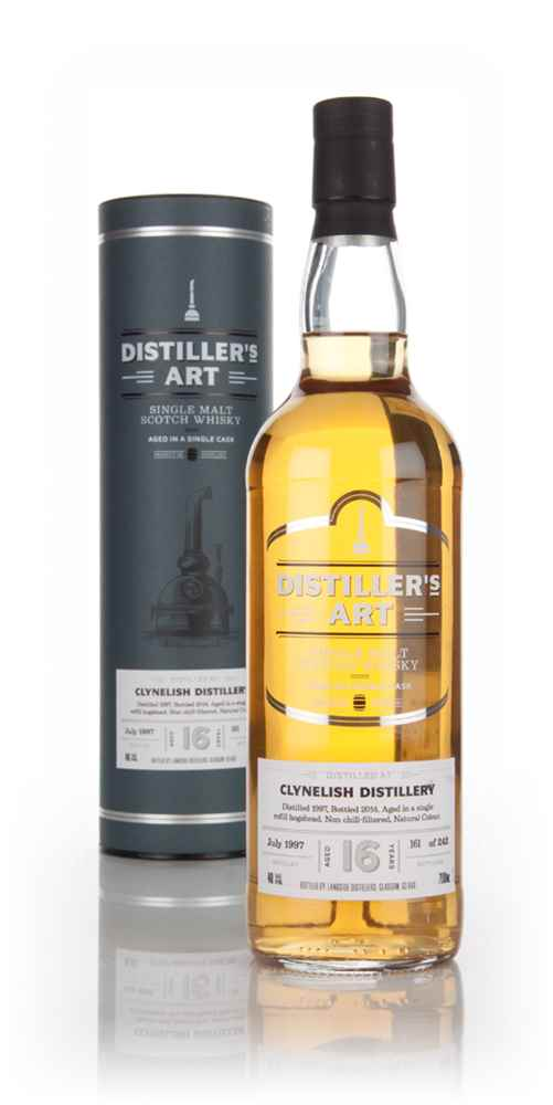 Clynelish 16 Year Old 1997 - Distiller's Art (Langside)