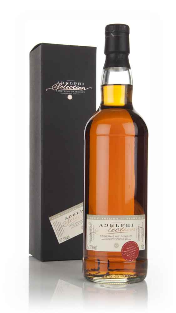 Clynelish 17 Year Old 1996 (cask 6417) (Adelphi)
