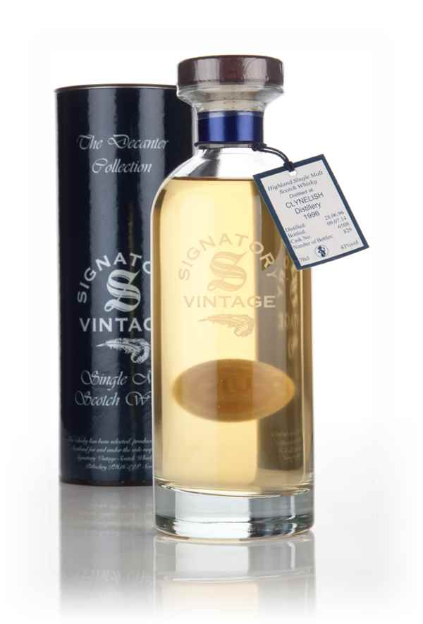 Clynelish 18 Year Old 1996 (cask 6508) - Ibisco Decanter (Signatory)