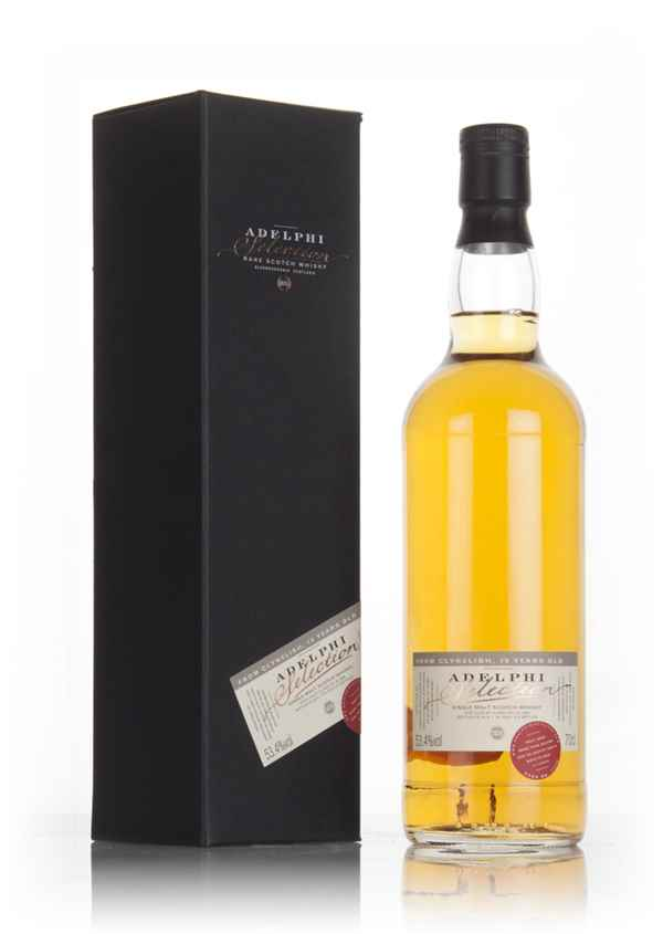Clynelish 19 Year Old 1996 (cask 11455) (Adelphi)