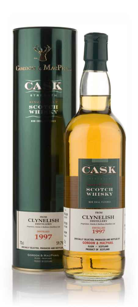 Clynelish 1997 - Cask Strength (Gordon & MacPhail)