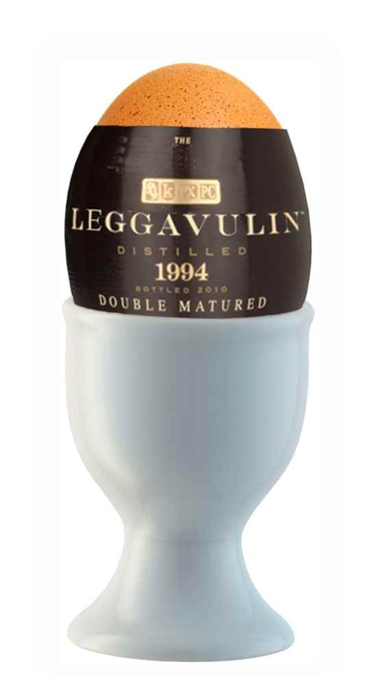 Leggavulin Distillers Eggdition