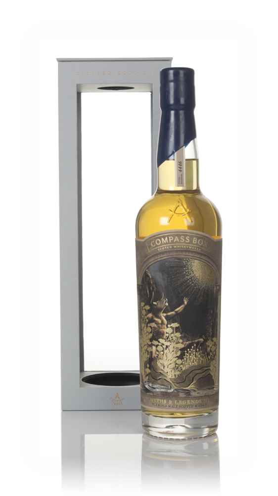 Compass Box Myths & Legends III