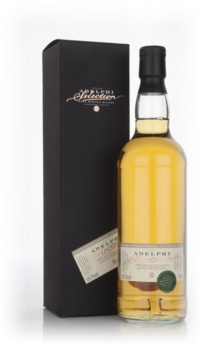 Cragganmore 26 Year Old 1986 (cask 1489) (Adelphi)