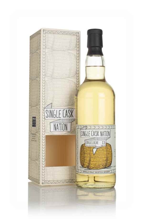 Craigellachie 13 Year Old 2005 (cask 314984) - Single Cask Nation