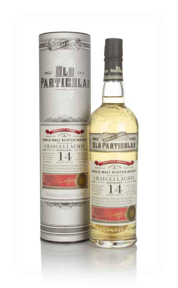 Craigellachie 14 Year Old 2005 (cask 13725) - Old Particular (Douglas Laing)
