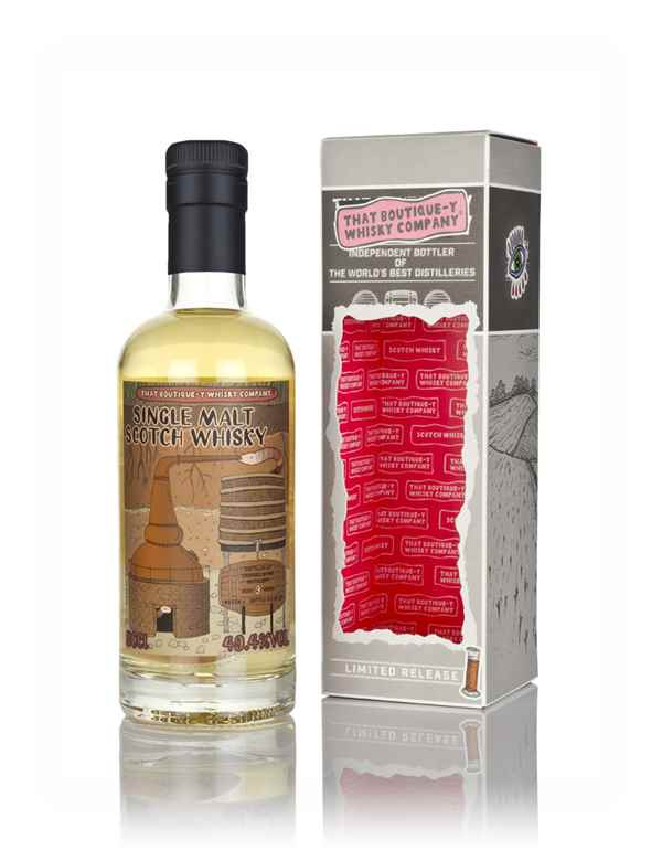 Craigellachie 9 Year Old (That Boutique-y Whisky Company)