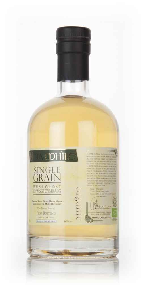 Dà Mhìle Single Grain Welsh Whisky