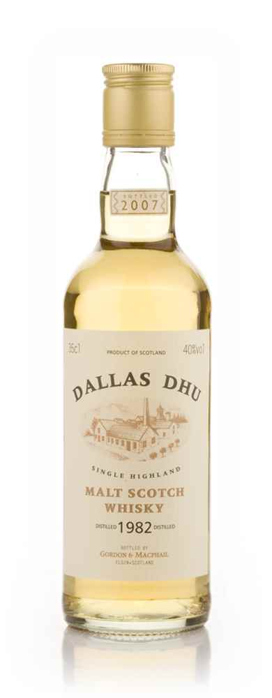 Dallas Dhu 1982 35cl (Gordon and MacPhail)