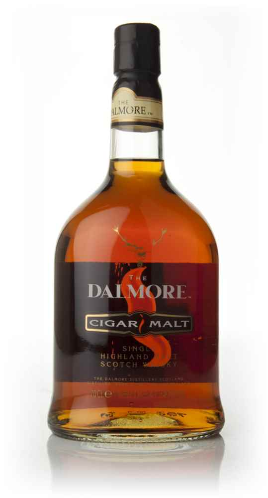 Dalmore Cigar Malt - Old Style Bottle