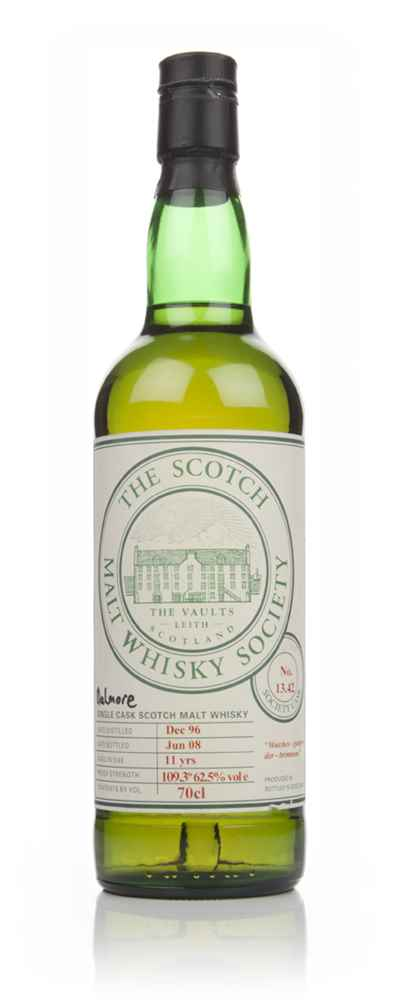 SMWS No. 13.42 11 Year Old 1996