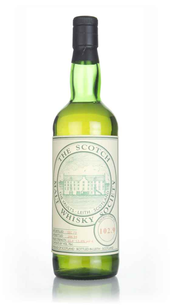 SMWS 102.9 14 Year Old 1979
