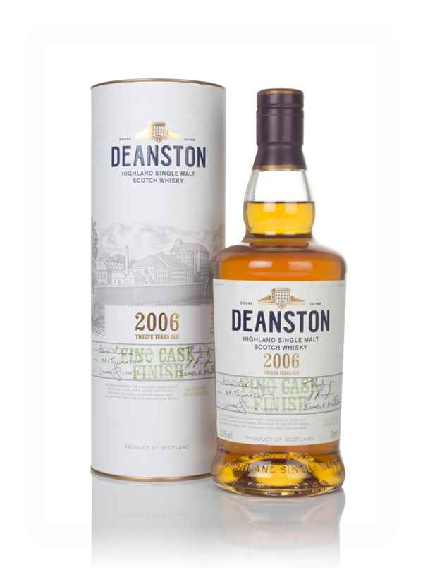 Deanston 12 Year Old 2006 - Fino Cask Finish