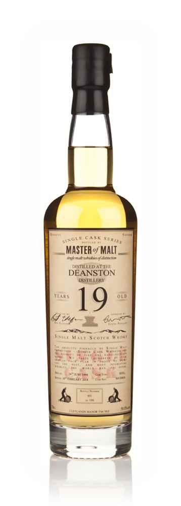 Deanston 19 Year Old 1994 - Single Cask (Master of Malt)