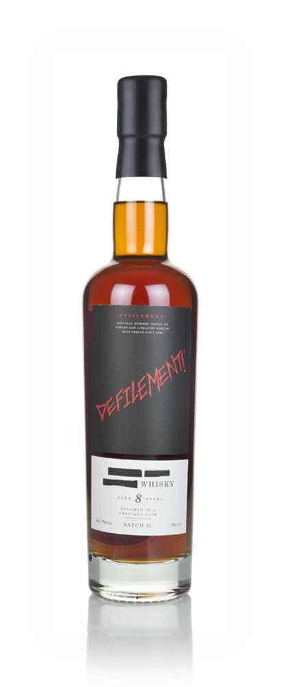 8 Year Old Whisky - Chestnut Cask Finish (Defilement)