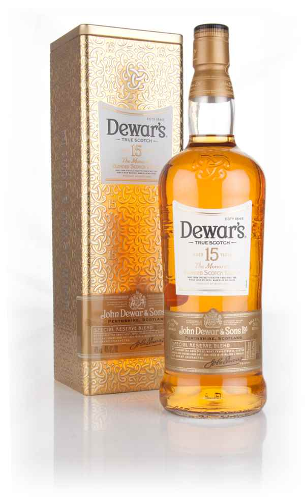 Dewar's 15 Year Old - The Monarch 1l