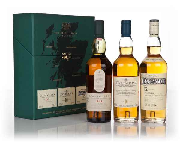 Classic Malts Collection - 'The Strong Collection' (3x20cl)
