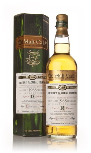 Director's Tactical Selection Talisker 18 Year Old 1988 - Old Malt Cask (Douglas Laing)