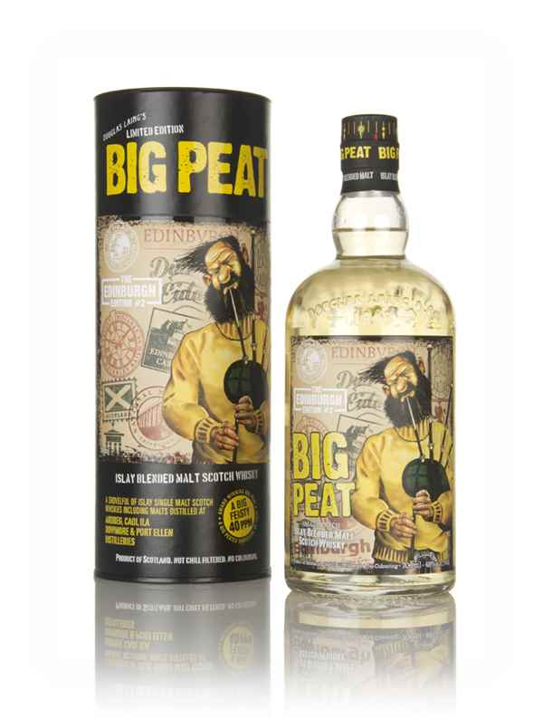 Big Peat Edinburgh - Edition #2