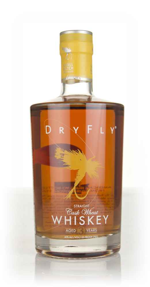 Dry Fly Straight Wheat Whiskey - Cask Strength
