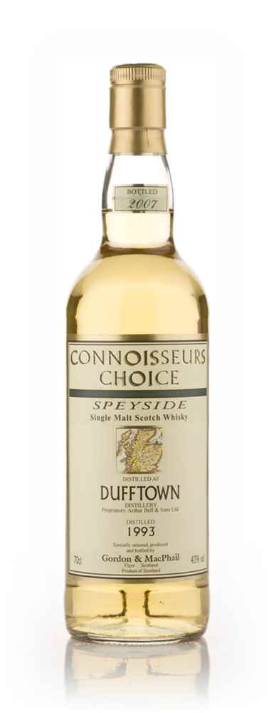 Dufftown 1993 - Connoisseurs Choice (Gordon and MacPhail)