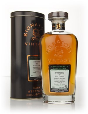 Dufftown 27 Year Old 1984 - Cask Strength Collection (Signatory)