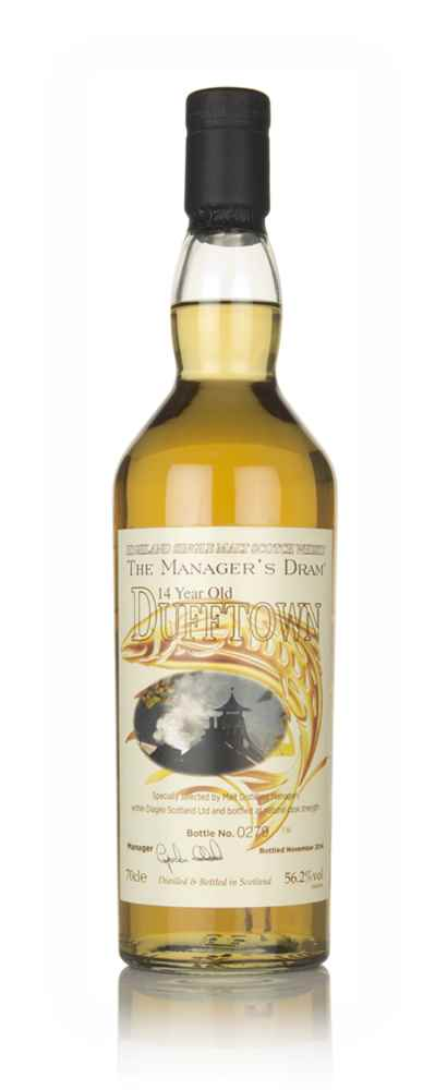 Dufftown 14 Year Old - The Manager's Dram
