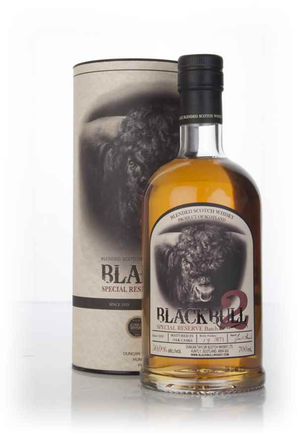 Black Bull Special Reserve Number 2