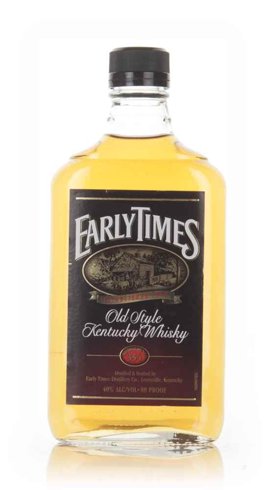 Early Times Kentucky Whisky (bottled 2000)