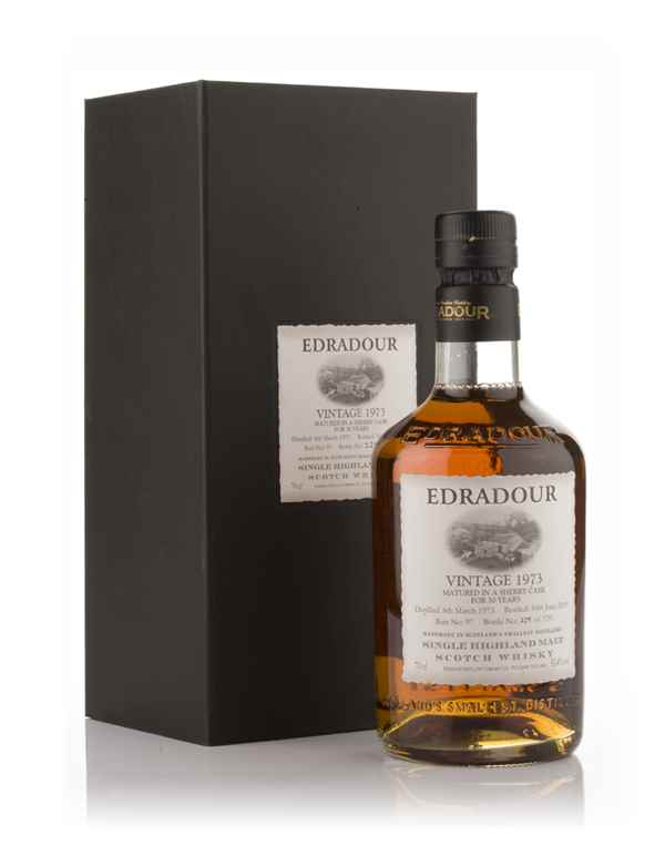 Edradour 30 Year Old 1973