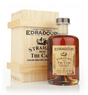 Edradour 10 Year Old 2001 (cask 1015) - Straight from the Cask