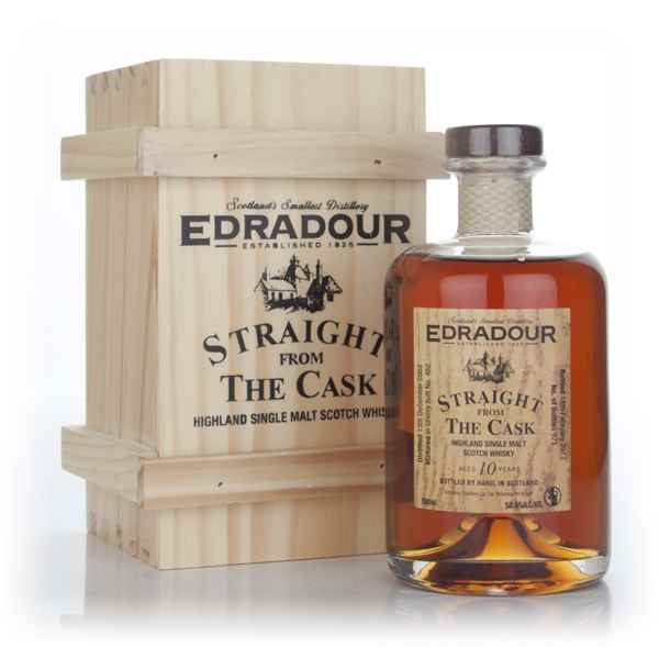 Edradour 10 Year Old 2002 (cask 462) - Straight from the Cask