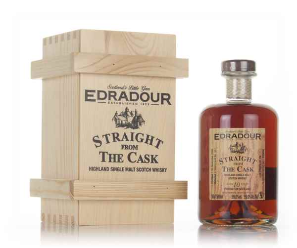 Edradour 10 Year Old 2006 (cask 381) - Straight From The Cask