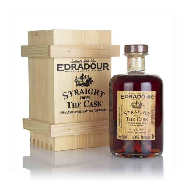 Edradour 10 Year Old 2008 (cask 48) - Straight From The Cask